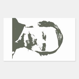 Sickles Rectangular Sticker