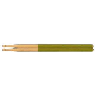 Sickly Green color Drumsticks