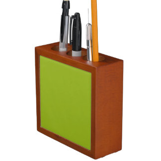 Sickly Green color Pencil/Pen Holder