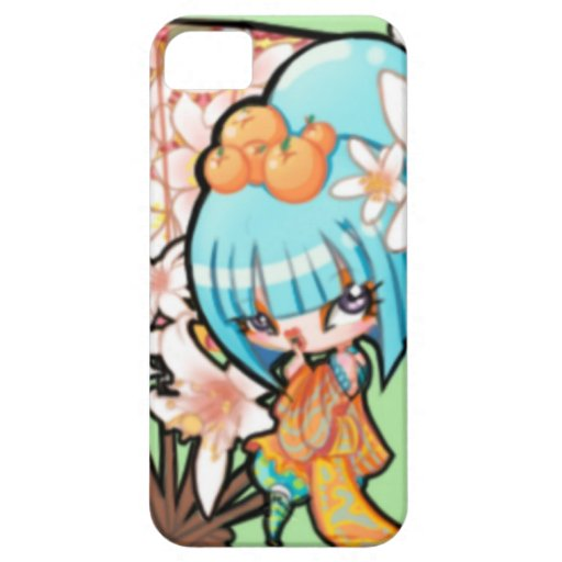 """Sickly Sweet""  OC Geisha iPhone 5 Covers"
