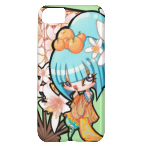 """Sickly Sweet"" OC Geisha iPhone 5C Case"