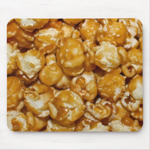 Sickly sweet popcorn mousepad