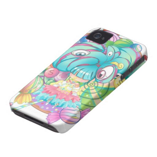 Sickly Sweet treat Case-Mate iPhone 4 Cases