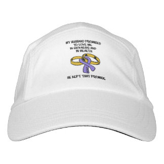 Sickness/Health...Lupus Headsweats Hat