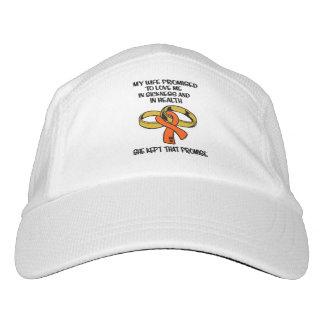 Sickness/Health...MS Headsweats Hat