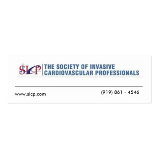 SICP Fill-in-the-Blank Business Card