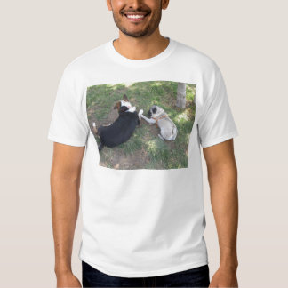 Sid and Friend at the Park Tshirts