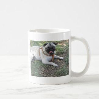 sid at the park (9) classic white coffee mug