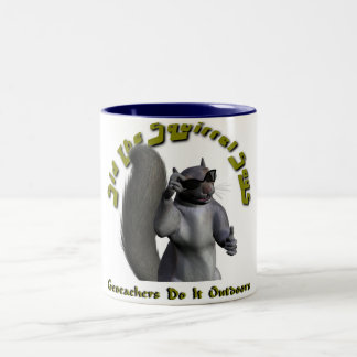 """Sid"" Attitude Geocaching Geocache Coffee Mug"