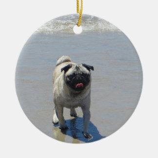 Sid el barro amasado en la playa del perro, San Di Ornamentos Para Reyes Magos