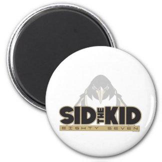 Sid el niño imán redondo 5 cm