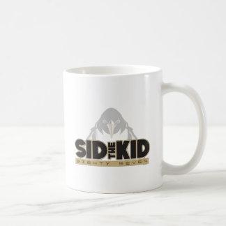 Sid el niño taza de café