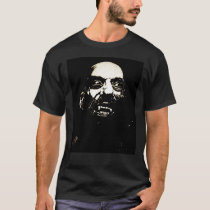 Sid Haig Oil Painting T-Shirt