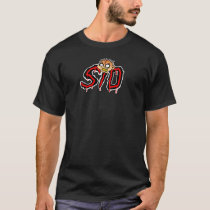 Sid Head - Black T-Shirt