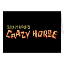 sid king's crazy horse