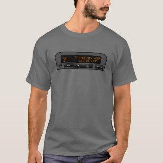 SID MESSAGE: EMBLEMS WORN T-Shirt