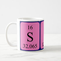 Sid periodic table name mug