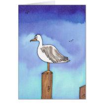 sid seagull card