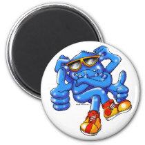 SID SPIDER MAGNET