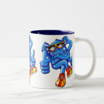 SID SPIDER Two-Tone COFFEE MUG