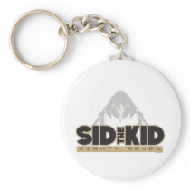 Sid the Kid Keychain