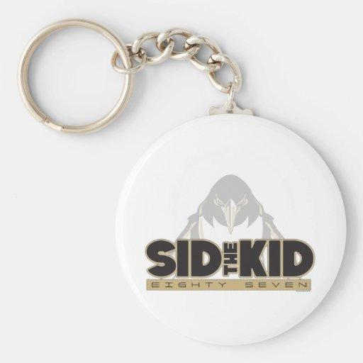 Sid the Kid Keychain