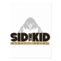 Sid the Kid Postcard