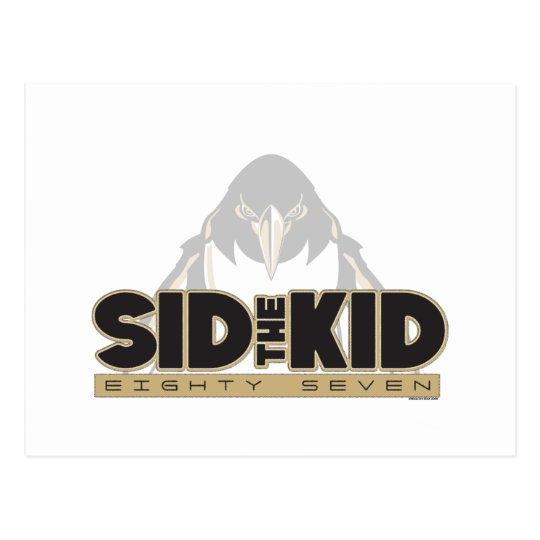 Sid the Kid Postcard