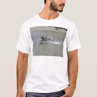 Sid the Pug at the Beach T-Shirt
