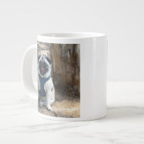 Sid the Pug Gifts and Tees Large Coffee Mug