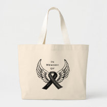 Sid Wings.png Large Tote Bag