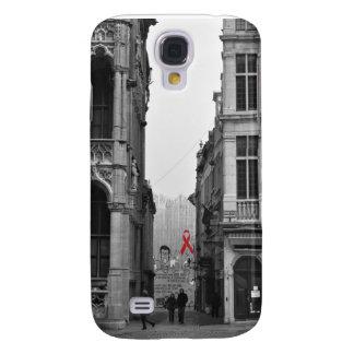 SIDA (calles de Bruselas) Funda Para Galaxy S4
