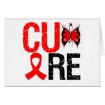 SIDA de la curación Felicitación