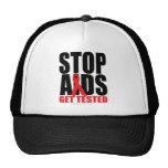 SIDA de la parada: Consiga probado Gorra