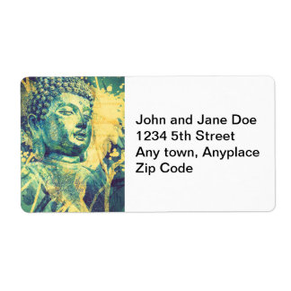 Siddhartha Buddha Label