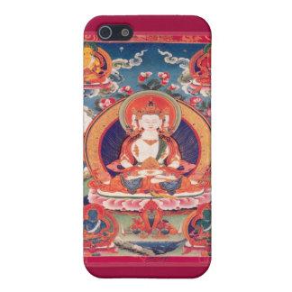 Siddhārtha Gautama Buddha iPhone SE/5/5s Case
