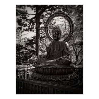 Siddhartha Gautama Buddha Poster
