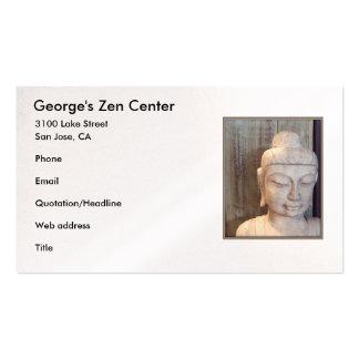 Siddhartha Gautama Photo Business Card