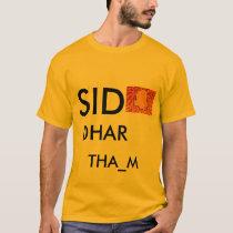 SIDDHARTHA_M T-Shirt