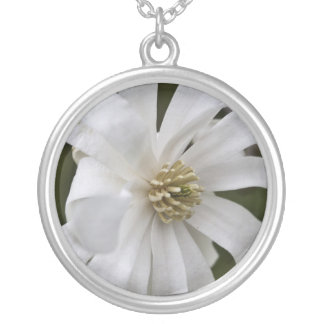 Siddhi Round Pendant Necklace