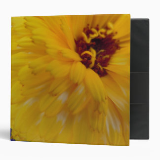 Side Angled Calendula Binder
