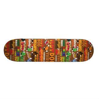 Side B Skate Board