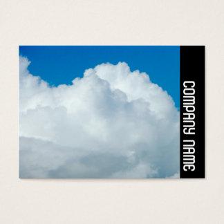 Side Band - Cumulonimbus Business Card