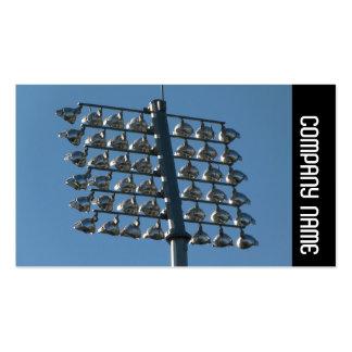 Side Band - Flood Lights Business Card