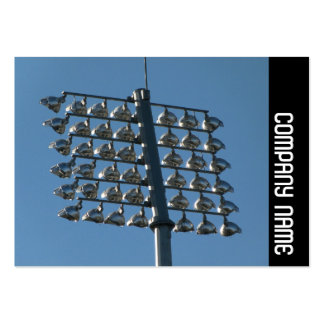 Side Band - Flood Lights Large Business Card