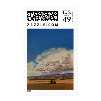 Side By Side Postage Stamp