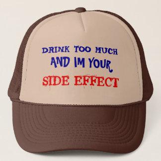 SIDE EFFECT. TRUCKER HAT