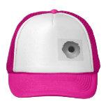 side in the head trucker hat