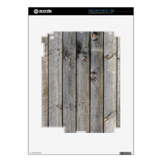 Side of a barn decal for iPad 2