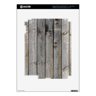 Side of a barn iPad 3 skin